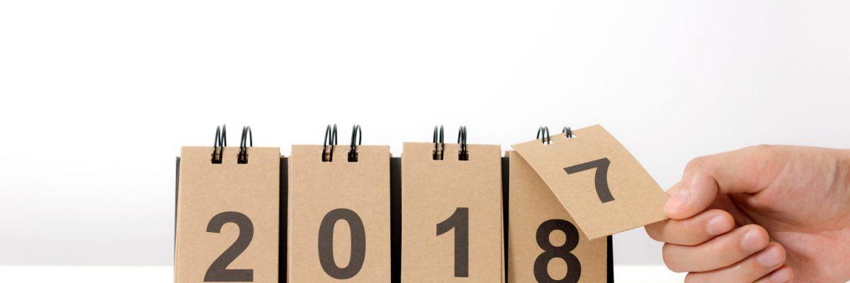 2017 naar 2018