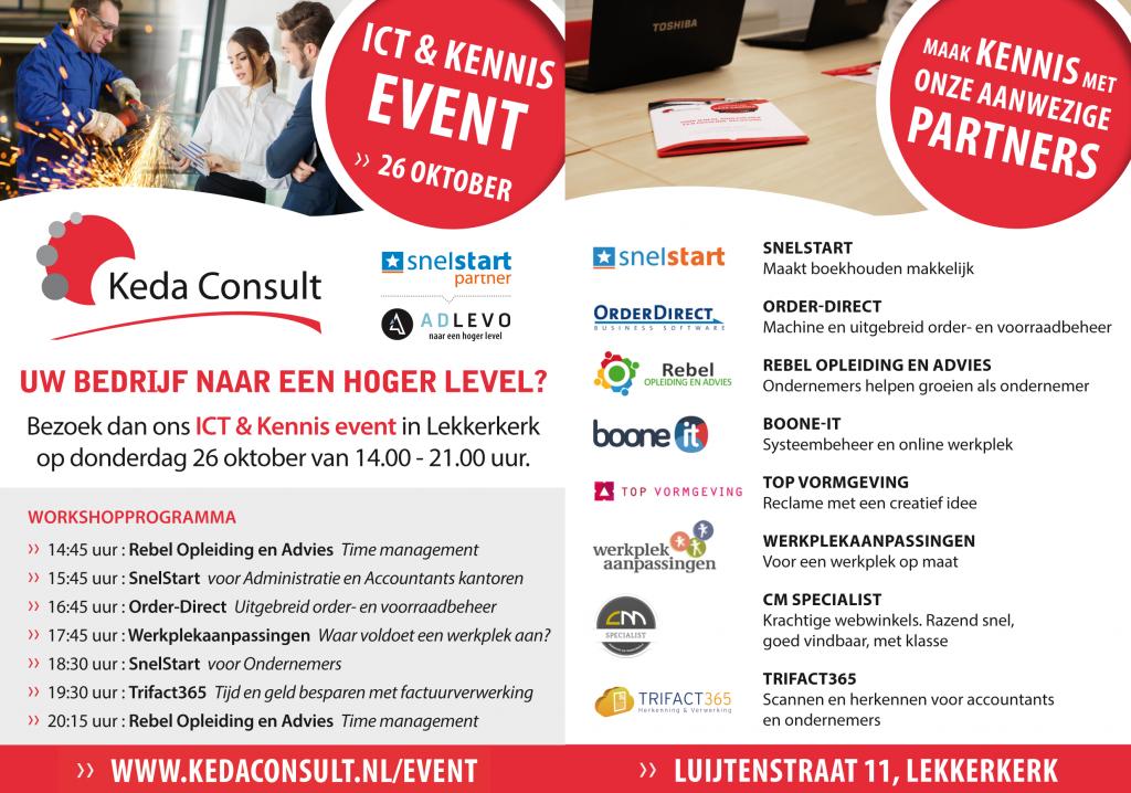 ICT kennis event