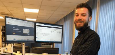 Administratiekantoor de Bruijn werkt met Accountview Scan & Herken software van TrIFact365