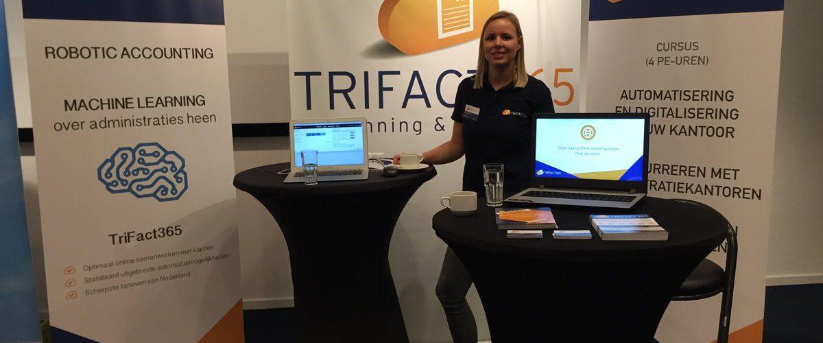 TriFact365 op de ICT accountancy jaarcongres 2017