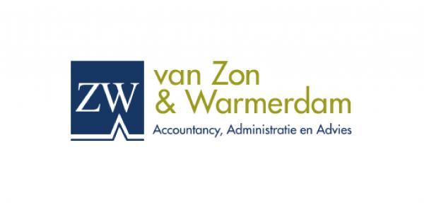 Logo van Zon & Warmerdam werkt voor Unit4 met scan en herken van TriFact365