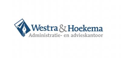 Logo Westra & Hoekema Administratie- en advieskantoor koppelt voor Twinfield Scan & Herken software met TriFact365