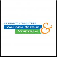 Logo Accountantskantoor ven den Berghe & Verdegaal. Klant van AFAS en TriFact365