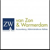 Logo van Zon & Warmerdam Accountancy, Administratie en Advies werkt ook met Unit4 Scan & Herken software van TriFact365