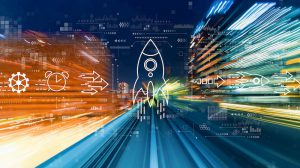 Rocket-fast as example for Robotic Accounting