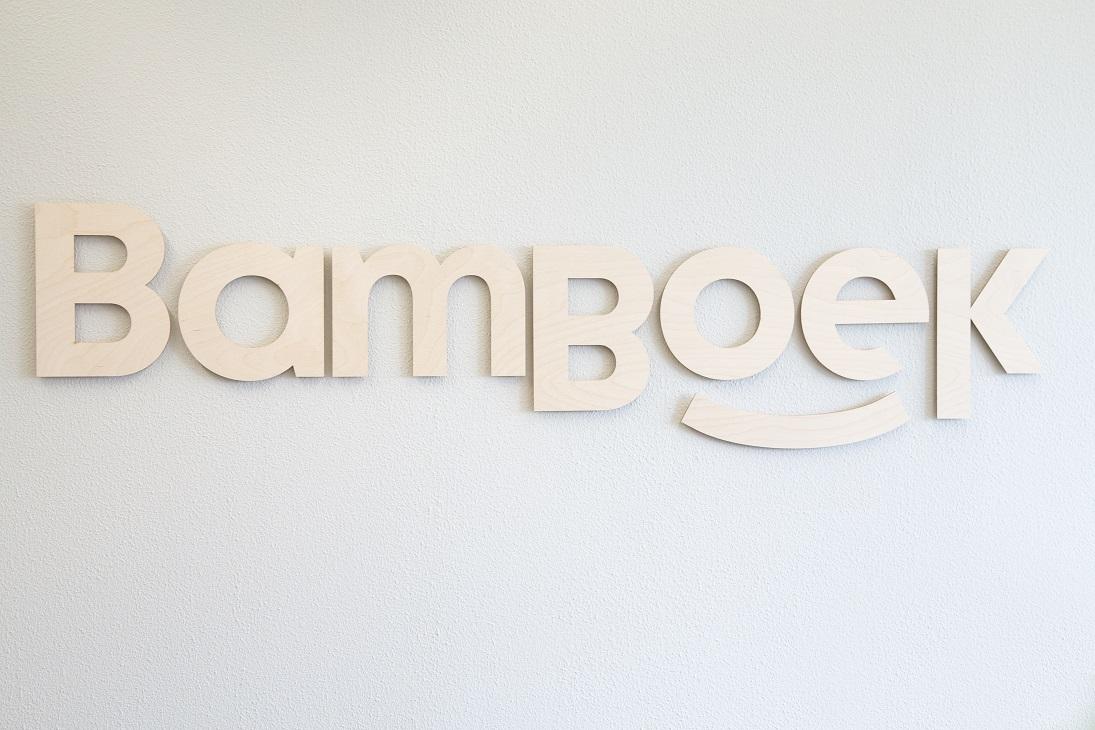 Logo BamBoek